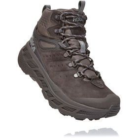 Hoka One One Stinson Gore-Tex Mid Boots Men dark gull grey/drizzle